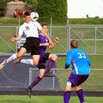 Mineral Ridge High School Boys Varsity Soccer beat Heartland Christian School 6-1