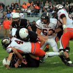 Mineral Ridge High School Varsity Football beat Newton Falls High School 45-27