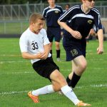 Mineral Ridge High School Boys Varsity Soccer beat Jackson-Milton Local High School 7-0