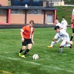 Mineral Ridge High School Boys Varsity Soccer beat Campbell Memorial High School 10-1