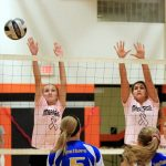 Mineral Ridge High School Girls Varsity Volleyball falls to Southern Local 0-3