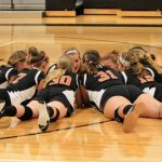 7th Grade Volleyball Defeats Columbiana to advance to the ITCL Semi-Final Game