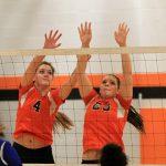 Mineral Ridge High School Girls Varsity Volleyball falls to Lisbon High School 0-3