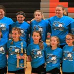 7th Grade Girls Volleyball Wins ITCL Championship