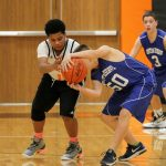 Mineral Ridge Boys 7th Grade Basketball beat Crestview MS – Columbiana 35-33