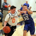 Mineral Ridge Boys 8th Grade Basketball beat United Local 36-12
