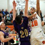 Mineral Ridge High School Boys Junior Varsity Basketball falls to Sebring 42-48