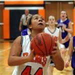 Mineral Ridge Girls 8th Grade Basketball falls to Lisbon 19-26
