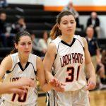 Mineral Ridge High School Girls Varsity Basketball falls to Sebring 41-46