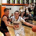 Mineral Ridge High School Boys Varsity Basketball falls to Springfield Local High School 65-70 in Overtime