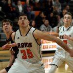 Mineral Ridge High School Boys Varsity Basketball falls to Sebring 63-69
