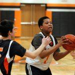 Mineral Ridge Boys 7th Grade Basketball beat Springfield Local 46-40
