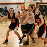Mineral Ridge Boys 8th Grade Basketball falls to Springfield Local  28-43