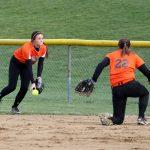 Mineral Ridge High School Varsity Softball falls to Garfield High School 7-2