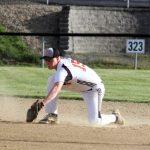 Mineral Ridge High School Varsity Baseball falls to Mathews High School 15-5