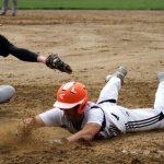 Mineral Ridge High School Varsity Baseball falls to Bristol High School 4-3