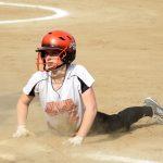 Mineral Ridge High School Varsity Softball falls to Jackson-Milton Local High School 6-2