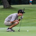Mineral Ridge High School Boys Varsity Golf falls to Springfield Local High School 194-195