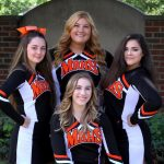 Meet the 2016 Fall Varsity Cheerleaders