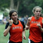 Mineral Ridge High School Girls Varsity Cross Country finishes 10th place