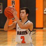 Mineral Ridge High School Boys Junior Varsity Basketball falls to Western Reserve Local 61-45
