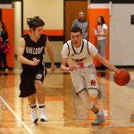 Mineral Ridge High School Boys Varsity Basketball falls to Western Reserve Local 78-66
