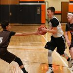 Mineral Ridge Boys 8th Grade Basketball beat Southern Local 59-54
