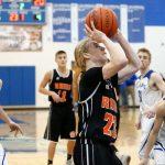 Mineral Ridge High School Boys Varsity Basketball falls to Lowellville High School 93-46