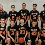 Mineral Ridge Boys 8th Grade Basketball beat Springfield Local 48-42 to Advance to the Semi-Finals of the ITCL Tournament.  Rams Travel to McDonald on Wednesday.