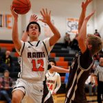 Mineral Ridge High School Boys Junior Varsity Basketball beat United Local 59-29
