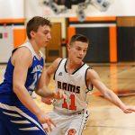 Mineral Ridge High School Boys Varsity Basketball falls to United Local 100-76