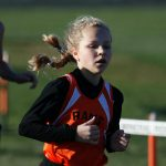Girls Middle School Track takes 2nd Against Lowellville Middle School & Springfield Local Middle School