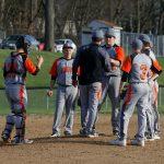 Mineral Ridge High School Varsity Baseball beat Lowellville High School 10-3