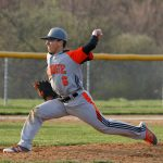 Mineral Ridge High School Varsity Baseball beat Leetonia High School 3-2