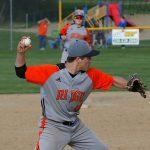 Mineral Ridge High School Varsity Baseball falls to Berkshire High School 11-10 in the OHSAA Sectional Tournament