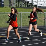 Mineral Ridge Girls Middle School Track finishes 7th place at Trumbull County Meet at Lakeview High School