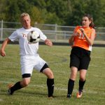 Boys Junior Varsity Soccer falls to Ursuline 4 – 1
