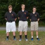 Mineral Ridge High School Boys Varsity Golf beat Sebring McKinley High School 196-229