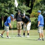 Mineral Ridge High School Boys Varsity Golf falls to Lordstown High School 194-204