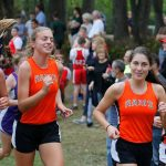 Mineral Ridge High School Girls Varsity Cross Country finishes 6th place
