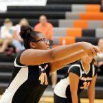 Mineral Ridge Girls 8th Grade Volleyball beat Sebring Mc Kinley High School 2-0