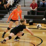 Mineral Ridge High School Girls Varsity Volleyball beat Champion High School 3-1
