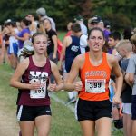 Mineral Ridge Girls Cross Country Finishes 28th at Legends