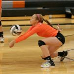 Mineral Ridge High School Girls Varsity Volleyball beat Jackson-Milton Local High School 3-0