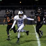 Mineral Ridge High School Junior Varsity Football beat Jackson-Milton Local High School 20-0