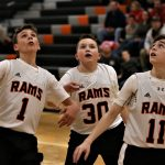 Boys 7th Grade Basketball beats Western Reserve 48 – 25