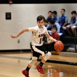 Boys 7th Grade Basketball beats Crestview 37 – 28