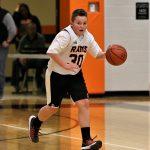 Boys 7th Grade Basketball beats Springfield Local 43 – 20
