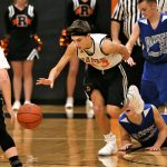 Boys 8th Grade Basketball falls to Western Reserve 37 – 23