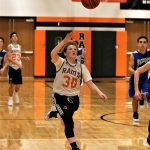 Boys 8th Grade Basketball falls to Lowellville Local 24 – 19